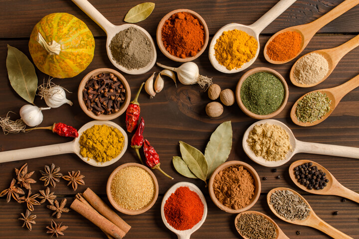 Food Ideas For Indian In The Cupboard