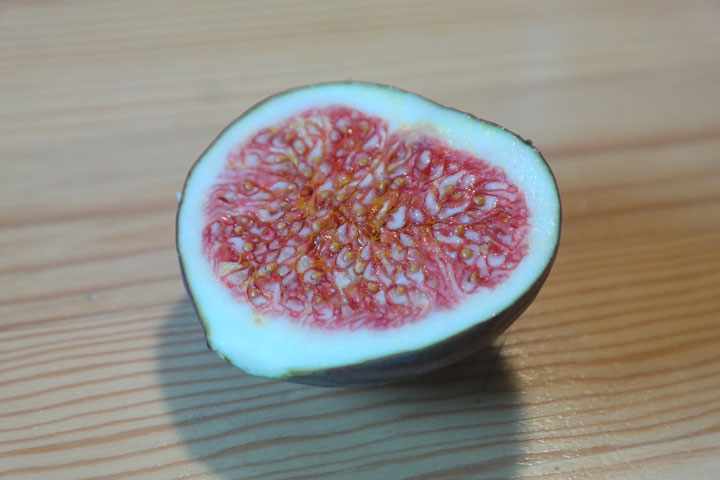 The Fig Is Your Just Desserts