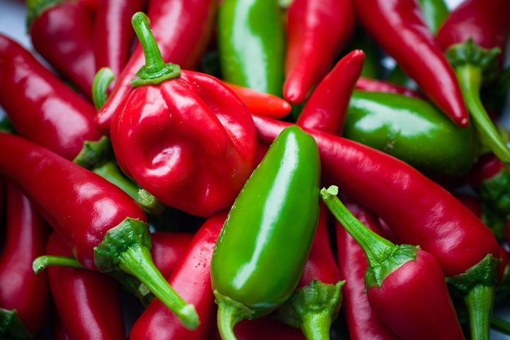 cooking article: A Passion For Peppers