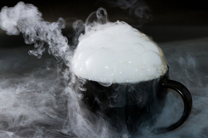 Bubbling Witches' Brew: Scientifically Scary