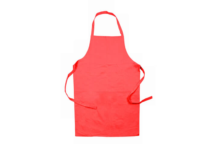 cooking article: Aprons, Times Two