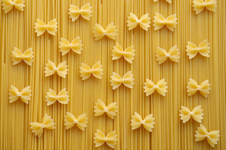 Mix 'n Match Pasta by Christine Gable for CDKitchen