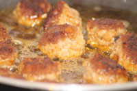 cooking article: Meatball Mondays