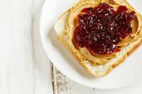 cooking article: Presidents' Day and PB & J