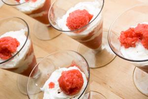 Strawberry Parfaits For Mama's Day Recipes — Dishmaps