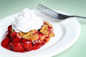 cherry cobbler apple cherry cobbler recipe too easy cherry cobbler ...