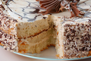 National Coconut Torte Day Fun Food Holiday Cdkitchen
