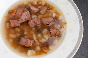 Pot Roast Soup and more recipes