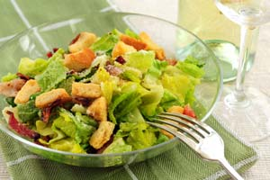 Lobster Caesar Salad and more recipes