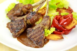 Lamb Chops With Carrots and more recipes