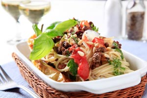 Baked Italian Spaghetti and more recipes