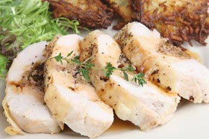 Stuffed Chicken with Gravy and more recipes