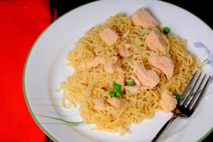 Asian Chicken And Noodles and more recipes