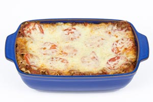 Ham And Spaghetti Casserole and more recipes