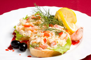 Baja California Shrimp Salad and more recipes