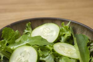 Balinese Cucumber Salad and more recipes