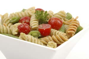 Oriental Chicken Pasta Salad and more recipes