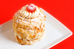 Italian Almond Sponge Cake and more recipes