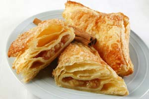 Pear Turnovers and more recipes