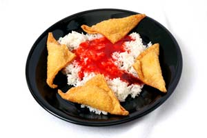 Crab Rangoon and more recipes