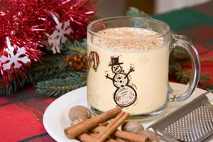 Thick And Creamy Eggnog and more recipes