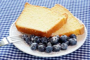 Thanksgiving Pound Cake and more recipes