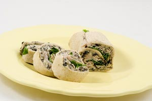 Green Chile Tortilla Roll-Ups and more recipes
