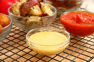 Raspberry Honey Mustard Sauce and more recipes