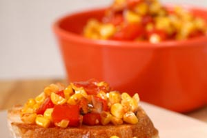 Corn Relish and more recipes
