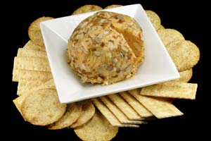 Caramel Apple Cheeseball and more recipes