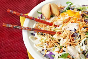 Chicken Oriental Salad and more recipes