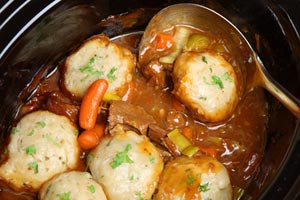 Czech Yeast Dumplings and more recipes