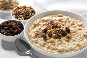 Breakfast Oatmeal and more recipes