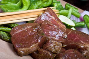 Longhorn's Marinade and more recipes