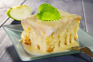 Applesauce Fruitcake and more recipes