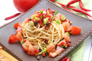 Spaghetti Slaw and more recipes