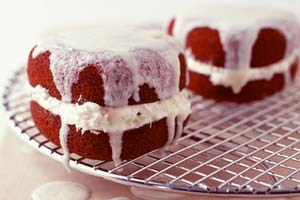 Sylvia's Red Velvet Cake and more recipes