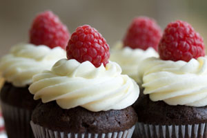 Low Fat Chocolate Cupcakes and more recipes