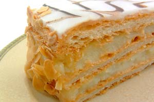 Dobosh Torte - Seven Layer Torte and more recipes