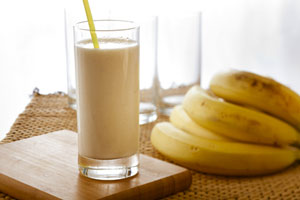 Orange Banana Shake and more recipes