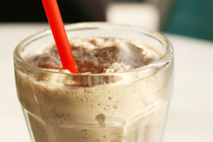 Easy Chocolate Malt and more recipes