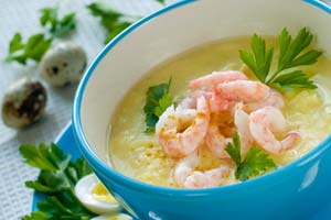 Shrimp And Crab Bisque and more recipes