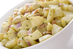 Baked German Potato Salad and more recipes