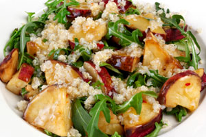 Yam Fluff Salad and more recipes