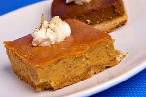 Easy Pumpkin Brownies and more recipes
