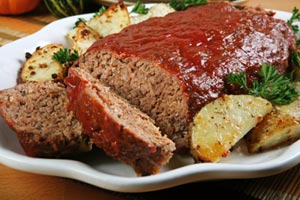 Italian Meat Loaf II and more recipes