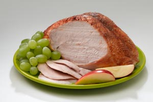 Crock Pot Turkey Breast With Cranberry Stuffing Recipe from CDKitchen