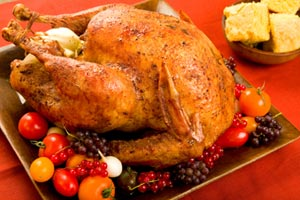 Dr. Pepper Roast Turkey and more recipes