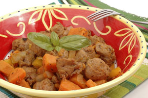 Sausage Italiano and more recipes