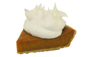 Pumpkin Pie from Scratch and more recipes